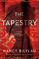 The Tapestry by Nincy Bilyeau book cover and review
