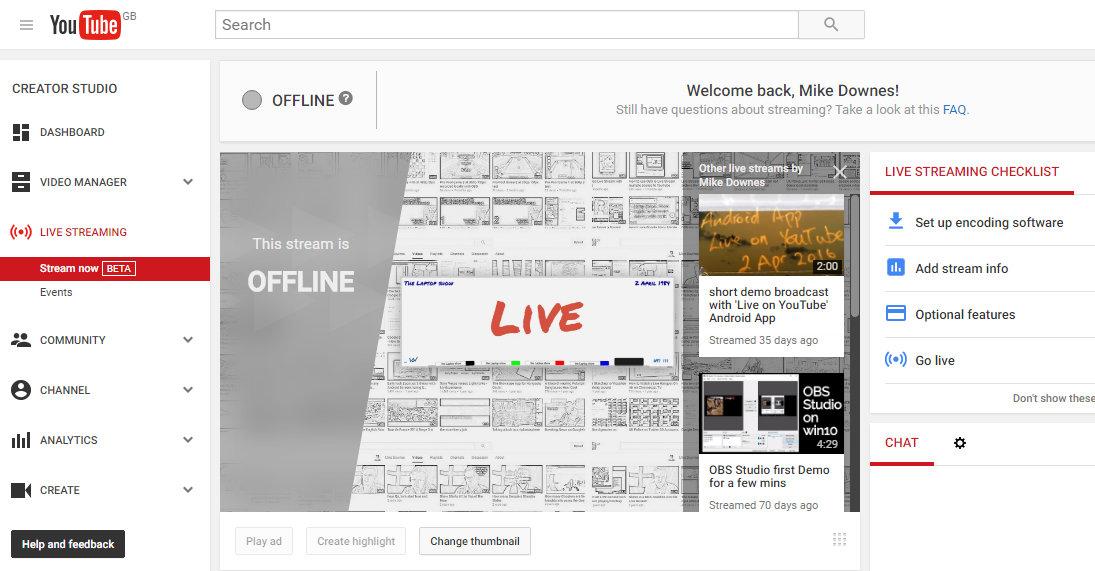 knew demo google stream - 1095×571