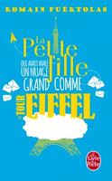 La petite fille qui avait avalé un nuage grand comme la tour Eiffel, Romain Puértolas, FLE, le FLE en un 'clic'