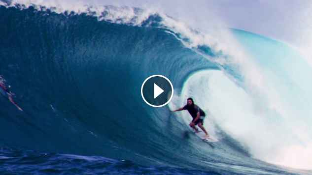 Channel Islands Surfboards - Wade Goodall and Alex Gray in Free Jazz Vein