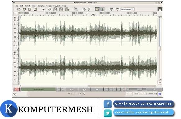 Download 18 Aplikasi Edit Lagu untuk Laptop / PC Gratis