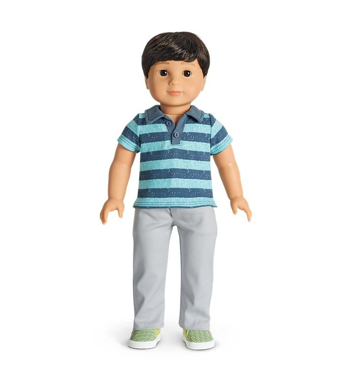 Rose Cottage Friends A Boy Doll Review Truly Me Boy