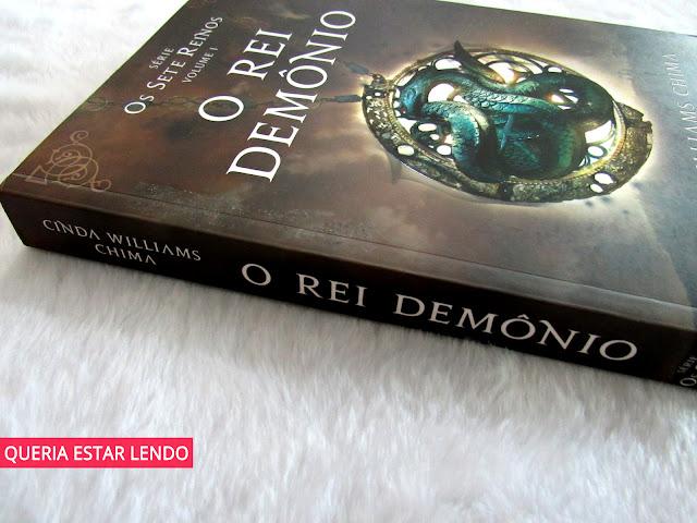 Resenha: O Rei Demônio