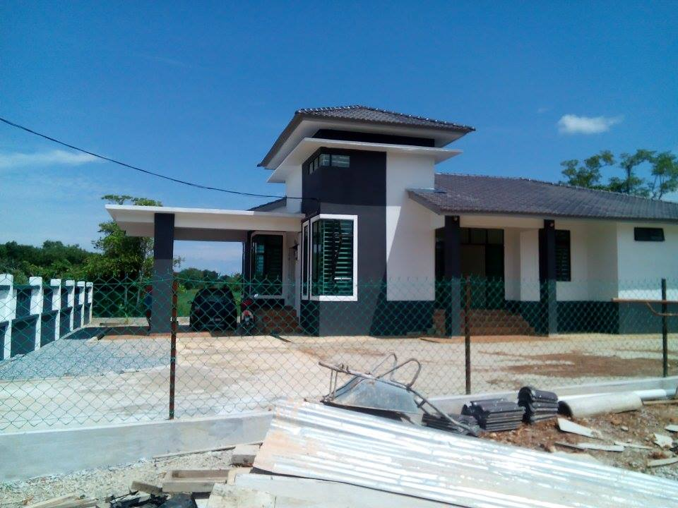Rumah Banglow Mewah Di Rantau Panjang