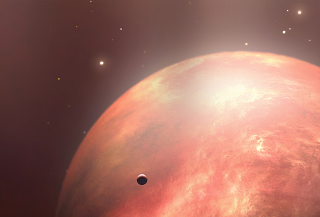 Size matters in the detection of exoplanet atmospheres