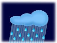 lluvia arahal