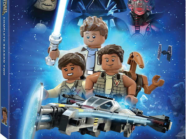 """Emmy®-nominated """"LEGO STAR WARS: THE FREEMAKER ADVENTURES"""" SEASON TWO on DVD MARCH 13!"""