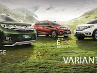 Harga & Kredit Mobil Honda BR-V di Jakarta