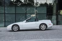 387. Samochody czytelników: Marcin - Nissan 300ZX Z32 kabriolet. staryjaponiec blog