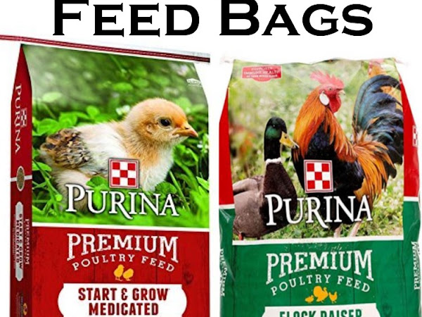 23 Fun & Practcal Ways to Upcycle Feed Bags
