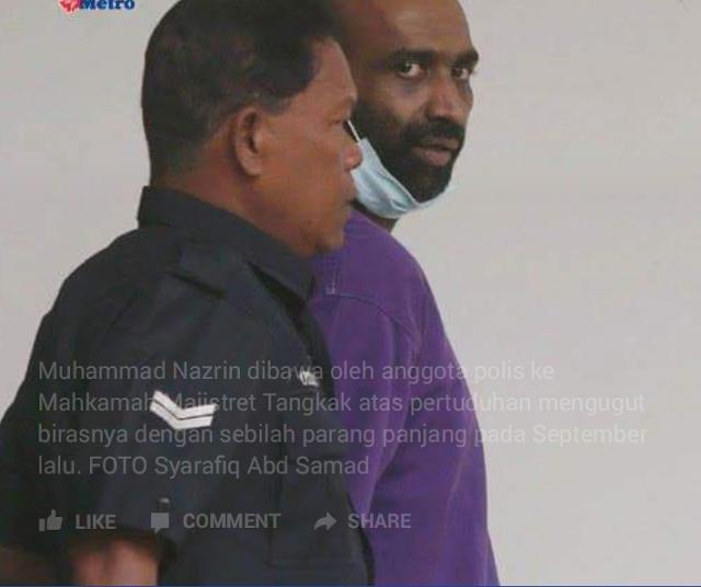 Pegawai SPRM Dera Isteri Dihadapkan Ke Mahkamah,ok?