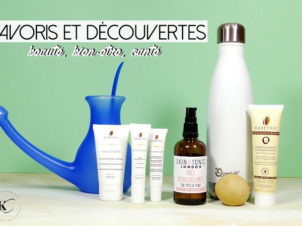 MES FAVORIS NATURELS DU MOMENT | Beauté, santé et lifestyle