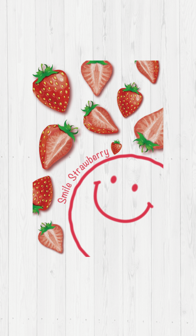 Smile Strawberry