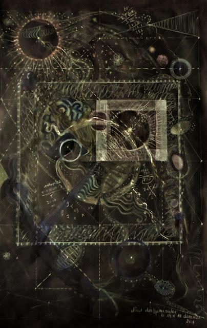 #Solange Knopf#  #La nuit des géminides#