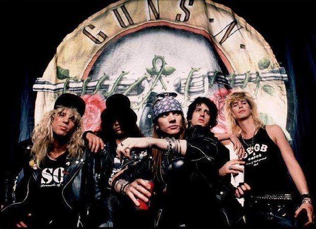 Witajcie w dżungli! Kilka słów o Guns N' Roses na Soldier Field