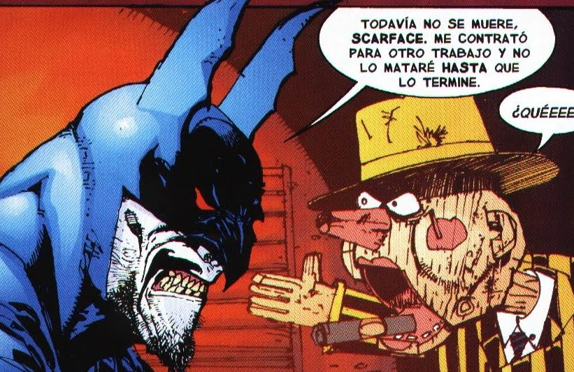 Resultado de imagen para simon bisley comic batman lobo
