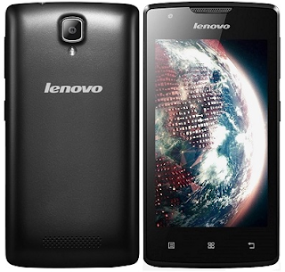 Tutorial Cara Flash Lenovo A1000 Bermasalah Via PC