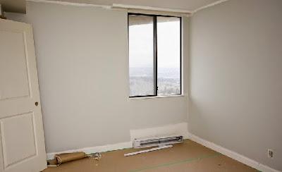 Pintando una habitación