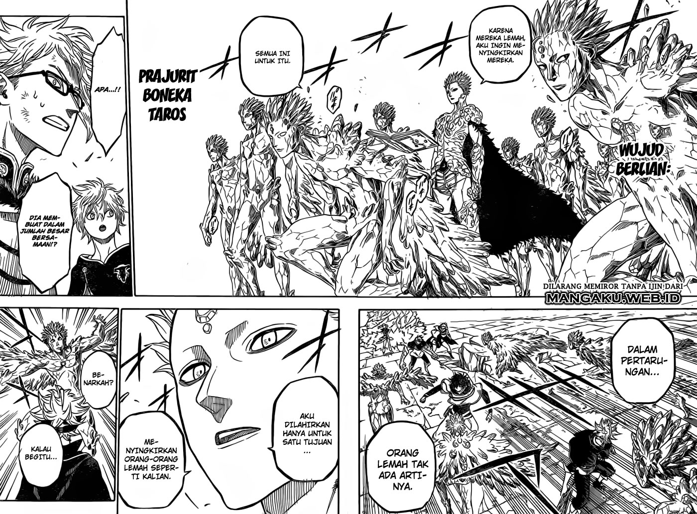 Black Clover Chapter 17 Bahasa Indonesia