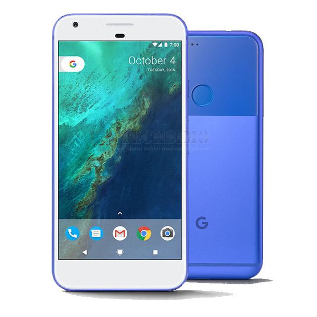 spesifikasi google pixel