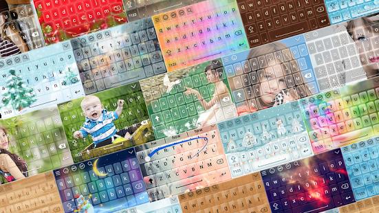 Cara mengubah tampilan Keyboard Android dengan Foto Pribadi