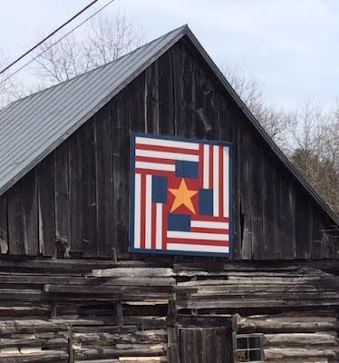 barn quilt- Wisconsin