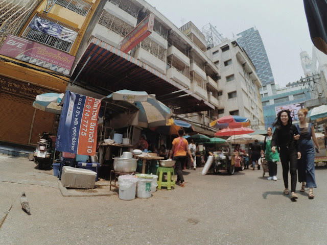 Liburan di Bangkok