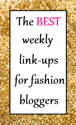 Fashion blog, weekly link-ups, help promoting your blog, tips for gaining blog followers, popular fashion blogs