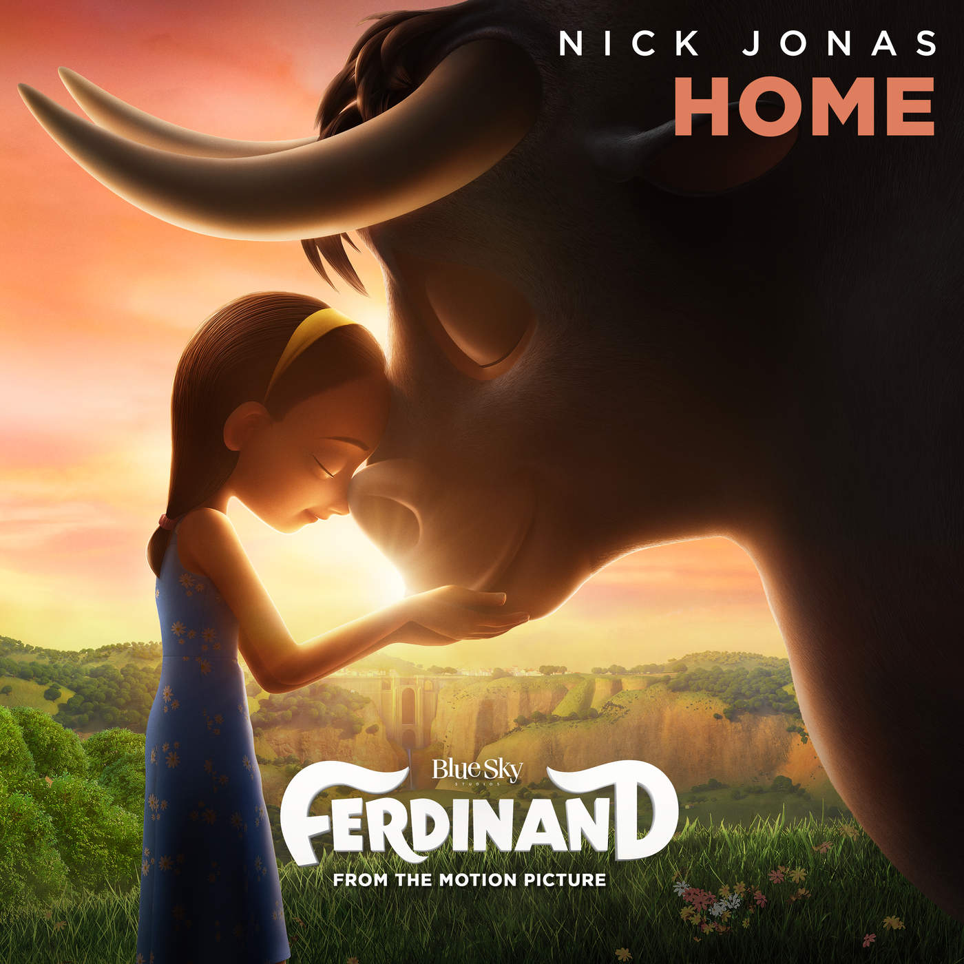 """Nick Jonas - Home (From the Motion Picture """"Ferdinand"""") - Single"""