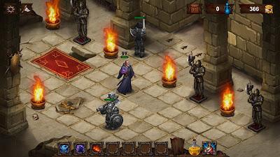 Dark Quest 2 Game Screenshot 4