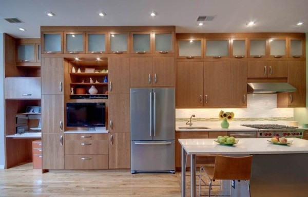 Decoration Ideas For Space Above Kitchen Cabinets - Sarkem.net