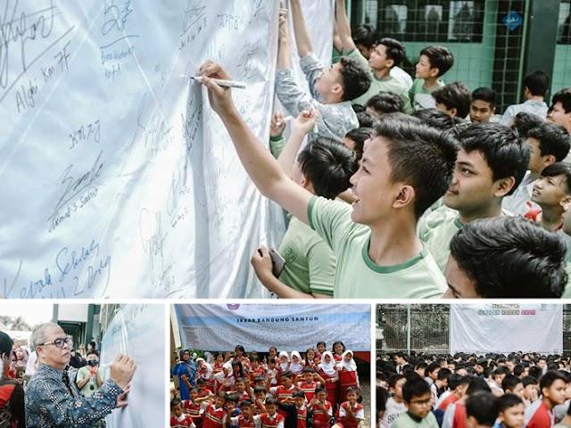 Bandung Santun, Penguatan Pendidikan Karakter Bandung Masagi
