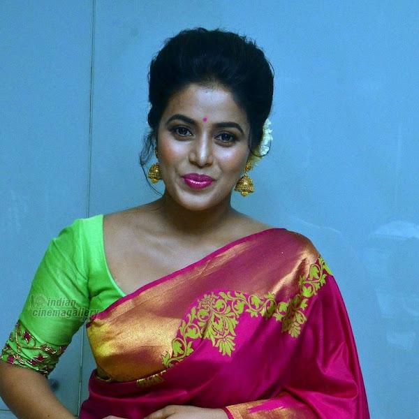 Shamna Kasim aka Poorna latest photos from Savarakkaththi Movie Audio Launch