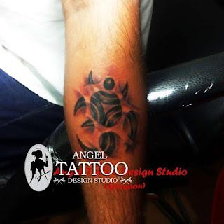 3d om tattoo, tattoo gurgaon