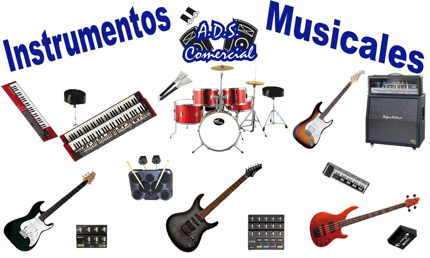 MÚSICA: Música E Instrumentos Musicales