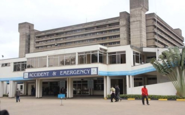 Here are the main clinics at Kenyatta National Hospital and the time they operate.