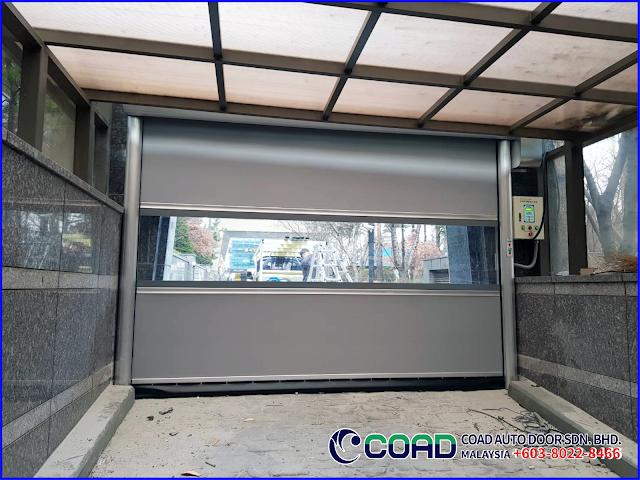 COAD, High Speed Door, INDONESIA, INDUSTRIAL DOOR, JAPAN, KOREA, MALAYSIA, Pintu Berkelajuan Tinggi, pintu pvc, PVC Roller Shutter Door, THAILAND, VIETNAM, シート製高速シャッター,
