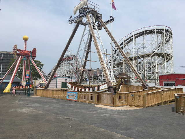 coney clipper new 2018 ride luna park at coney island