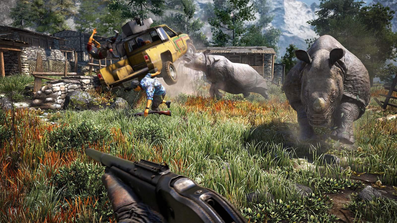 تحميل لعبة الاكشن والاثارة الممتعة Far Cry 4 النسخة الكاملة مضغوطة برابط واحد سريع جدا Far%2BCry%2B4%2BFull%2BPC%2BGame%2BDownload%2BFree%2BHighly%2BCompressed