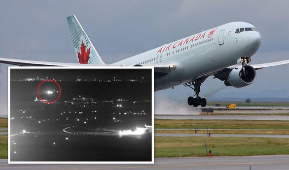 Air Canada vicina al peggior incidente nella storia dell'aviazione.
