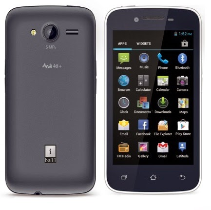iBall Andi 4D1+