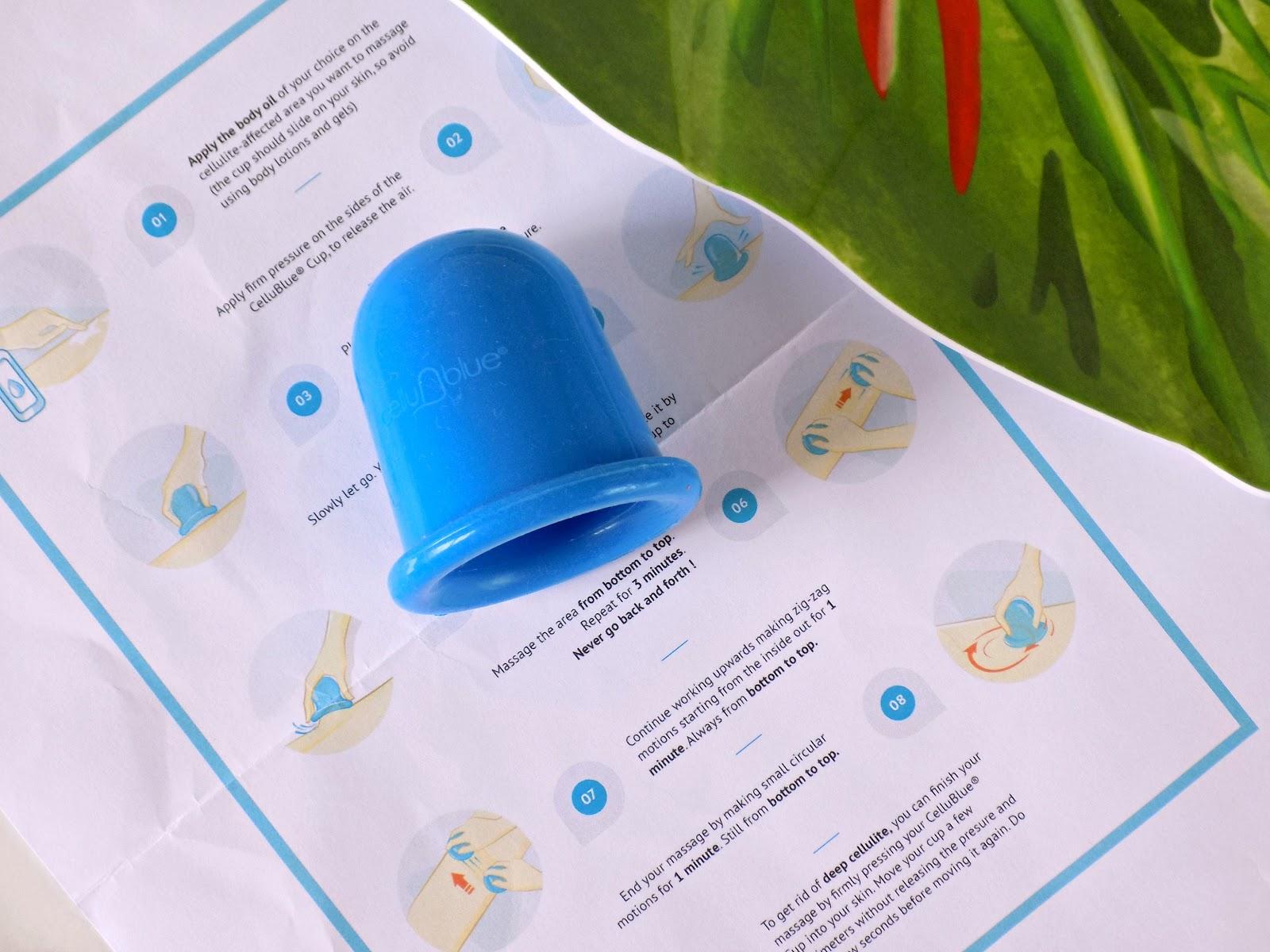 CelluBlue Cup