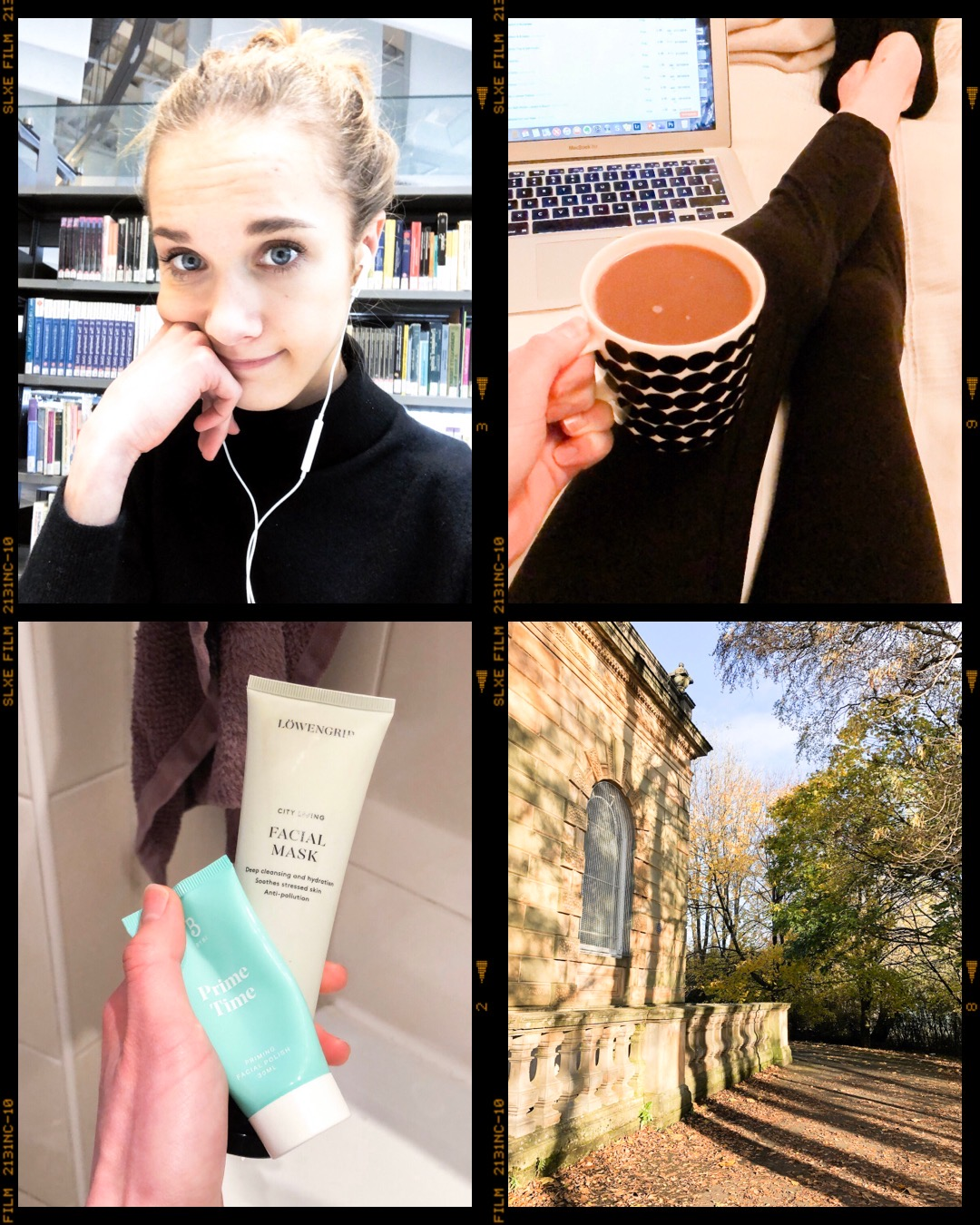 Coffee, BYBI Prime Time, Löwengrip City Living Facial Mask, Autumn sunshine