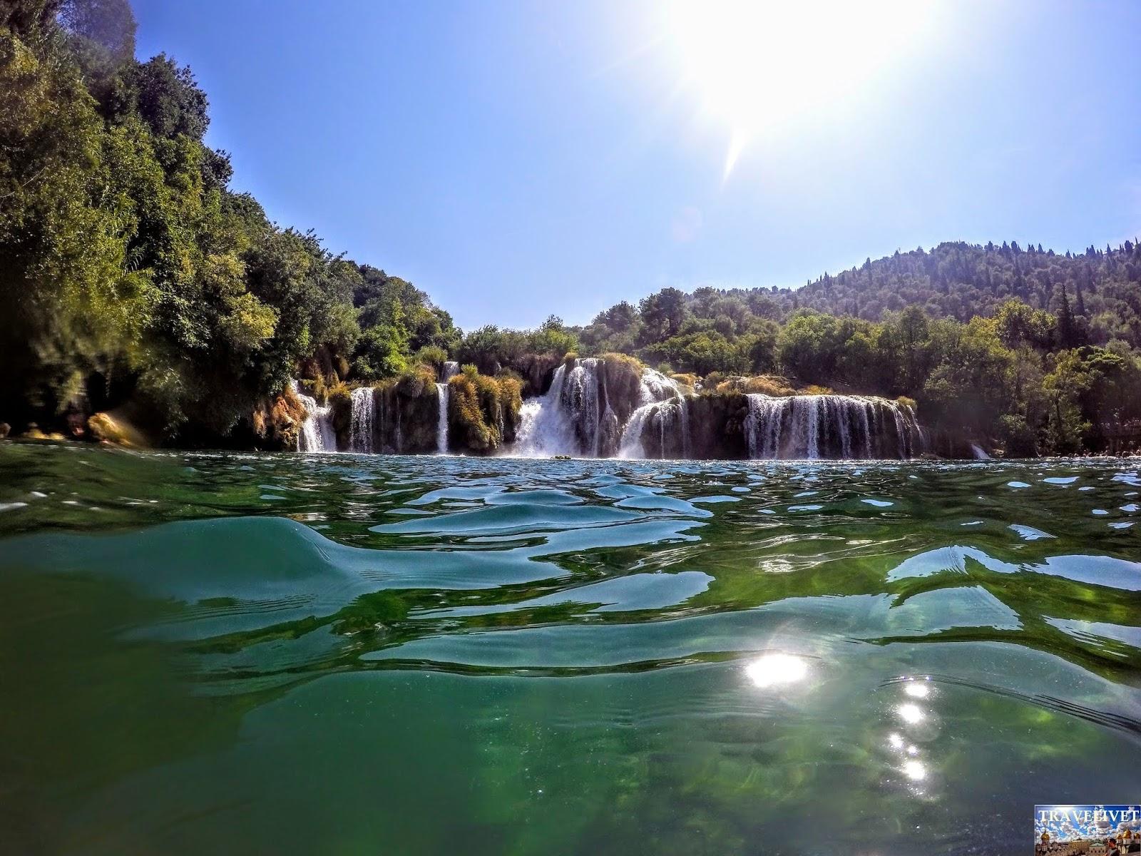 Croatie Parc Krka