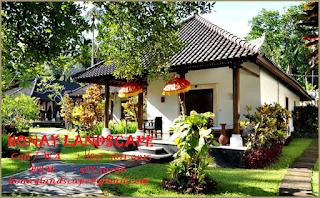 gambar tukang taman surabaya