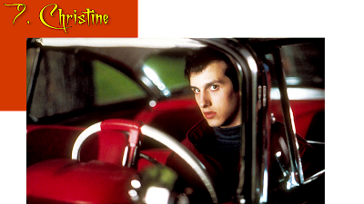Christine 1983 John Carpenter movie