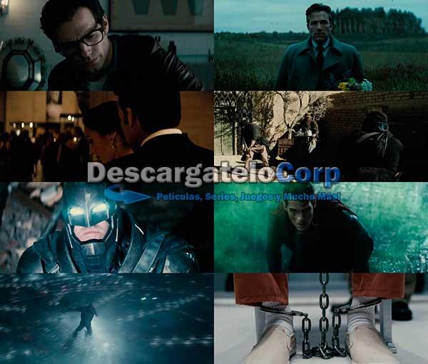 Batman vs Superman El Origen de la Justicia DVDRip Español Latino