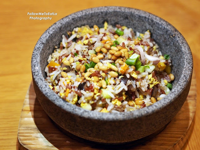 Hot Pot Fried Rice (R) RM18 (L) RM36