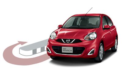 Promo Diskon Nissan March baru