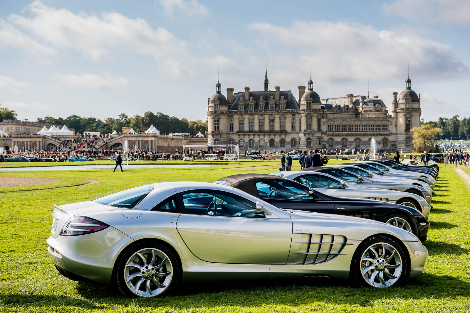 Own A Mercedes Benz Slr Mclaren Join The Club Carscoops